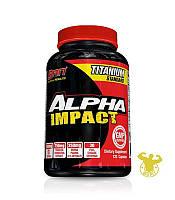 Бустер тестостерона Alpha Impact от San 120 капсул