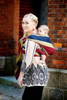 Слинг-шарф Baby Sling, Broken Twill Weave (bamboo + cotton) - Tikanga, фото 1