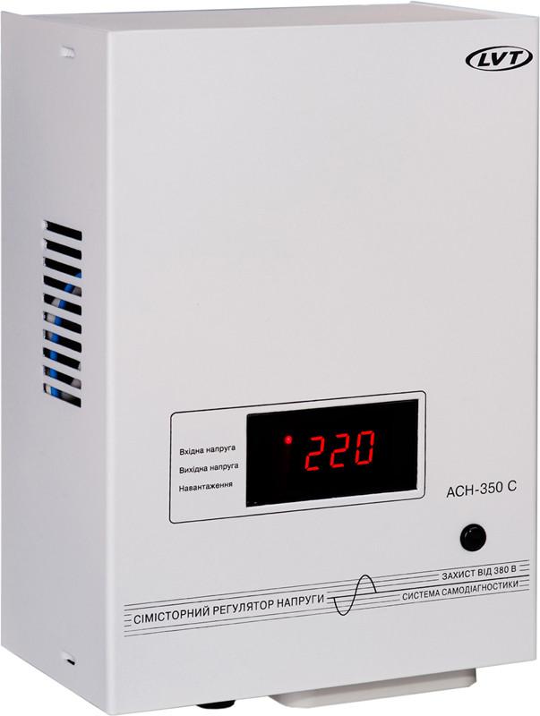 Стабилизатор LVT ACH-300H (ЛВТ АСН-300Н) для Котла, холодильника, двигателей