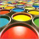 Лакокрасочные материалы, ЛКМ, эмаль, грунтовка, шпатлевка, краски, красители, лаки, олифа, уайт-спирит