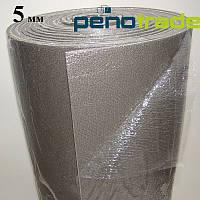 Изолон самоклеящийся 5 мм (тепло-шумоизоляция)