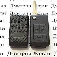 Корпус выкидного ключа для Лада (Lada) 3 кнопки