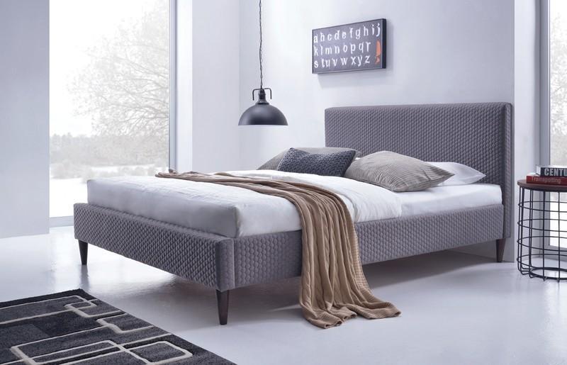 Двуспальная кровать Halmar Flexy