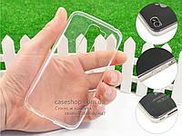 Ультратонкий 0,3мм силиконовый чехол для LG Optimus G2 mini D618