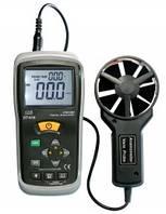 Измеритель скорости, объемного расхода воздуха и температуры
