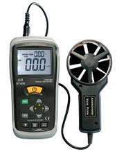 Вимірювач швидкості об'ємної витрати повітря CEM DT-619