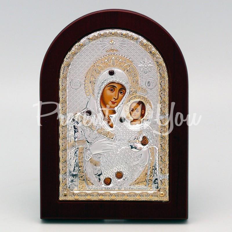 Икона Божией Матери «Вифлеемская», 10х14 см.