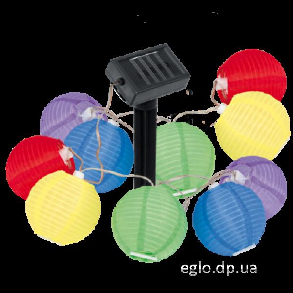 Уличный солярный светильник Eglo 47339 SOLAR
