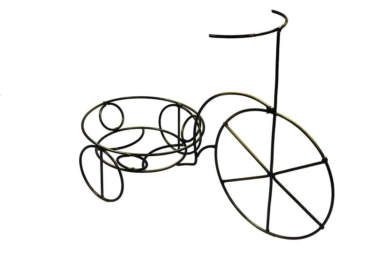 """Кованая подставка """"Велосипед 1"""""""