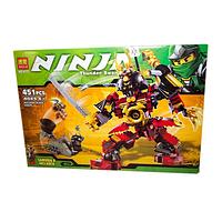 """Конструктор Ninja 9482 """"Самурай"""""""