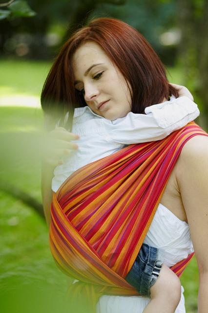 Слинг-шарфы