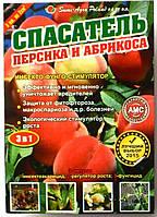 Спасатель  персика и абрикоса,  инсекто-фунго-стимулятор, 3 ампулы.