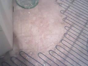 Установка кабеля в стяжку 2