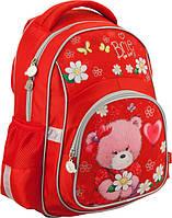 Школьный рюкзак Kite Popcorn Bear 518 (1-4 класс)