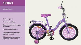Велосипед для дівчинки Феї