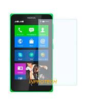 Защитная плёнка Nokia X Глянцевая