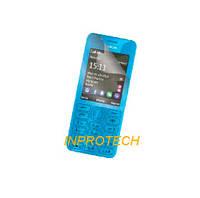 Защитная плёнка Nokia Asha 206 Глянцевая