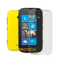 Защитная плёнка Nokia Lumia 510 Глянцевая