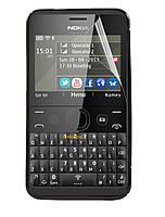 Защитная плёнка Nokia Asha 210 Глянцевая