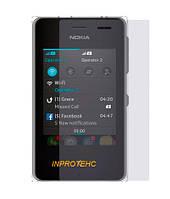 Защитная плёнка Nokia Asha 502 Dual Sim Глянцевая