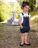 Детский летний костюм на девочку