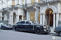 Body kit Mansory Conquistador for Rolls-Royce Phantom 2