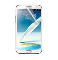 Защитная пленка Samsung Galaxy Note 2 N7100 Глянцевая