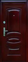 Входные двери ТР-С31 покрытие автолак вишня