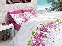 First Choice Ranforce Collection Wisteria Pembe Полуторка