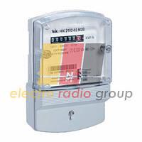 Електролічильник НіК 2102-02 М2 В 1,0 220В (5-60А) дн.м. +