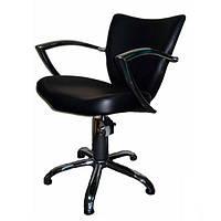 Кресло парикмахерское 6002 черное