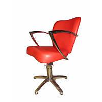 Кресло парикмахерское 6002 красное