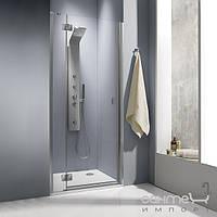 Душевые кабины, двери и шторки для ванн Radaway Душевая дверь Radaway Essenza DWJ 120/L 32732-01-05NL графитовое