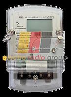 Електролічильник НіК 2102-01 Е2МСТР1 220В (5-60А) с радіомодул. (ZigBee) та реле упр. потуж. дн.м. +