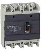 Schneider Electric : АВТ.ВИМ.EASYPACT EZC100N 4P 15кА 15А (Артикул: EZC100N4015)