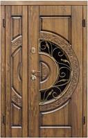 Уличные двери Steelguard-Оптима Стеклопакет, фото 1