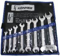 Набор ключей рожковых Konner 48-916