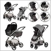Детская коляска 3 в 1 Be Cool SLIDE-3 New, фото 3