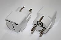 Переходник электрический для Эвророзеток