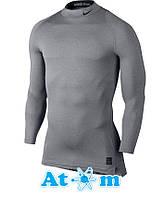 Термобелье Nike Pro Cool LS Mock, Код - 703090-091