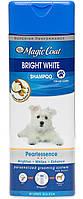 Шампунь для белых и cветлых собак отбеливающий Four Paws Bright White