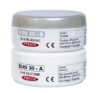 А-силикон Silicone DUO 30 - A + B Shore A 30 (жесткий) 250 г+250г, фото 1
