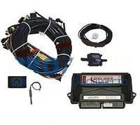 Электроника  STAG-400 DPI 6 цил., разъем типа Valtek, без датчика темп. ред., LED -400, шт