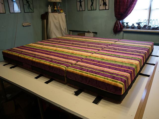 Матрас для дивана Аккордеон, матрас для раскладного дивана.