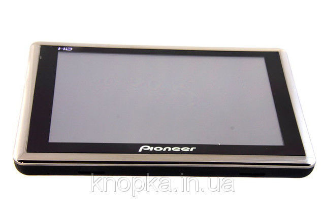 "GPS-навигатор 5"" Pioneer PI535M (съемная АКБ) Гарантия 6 мес"