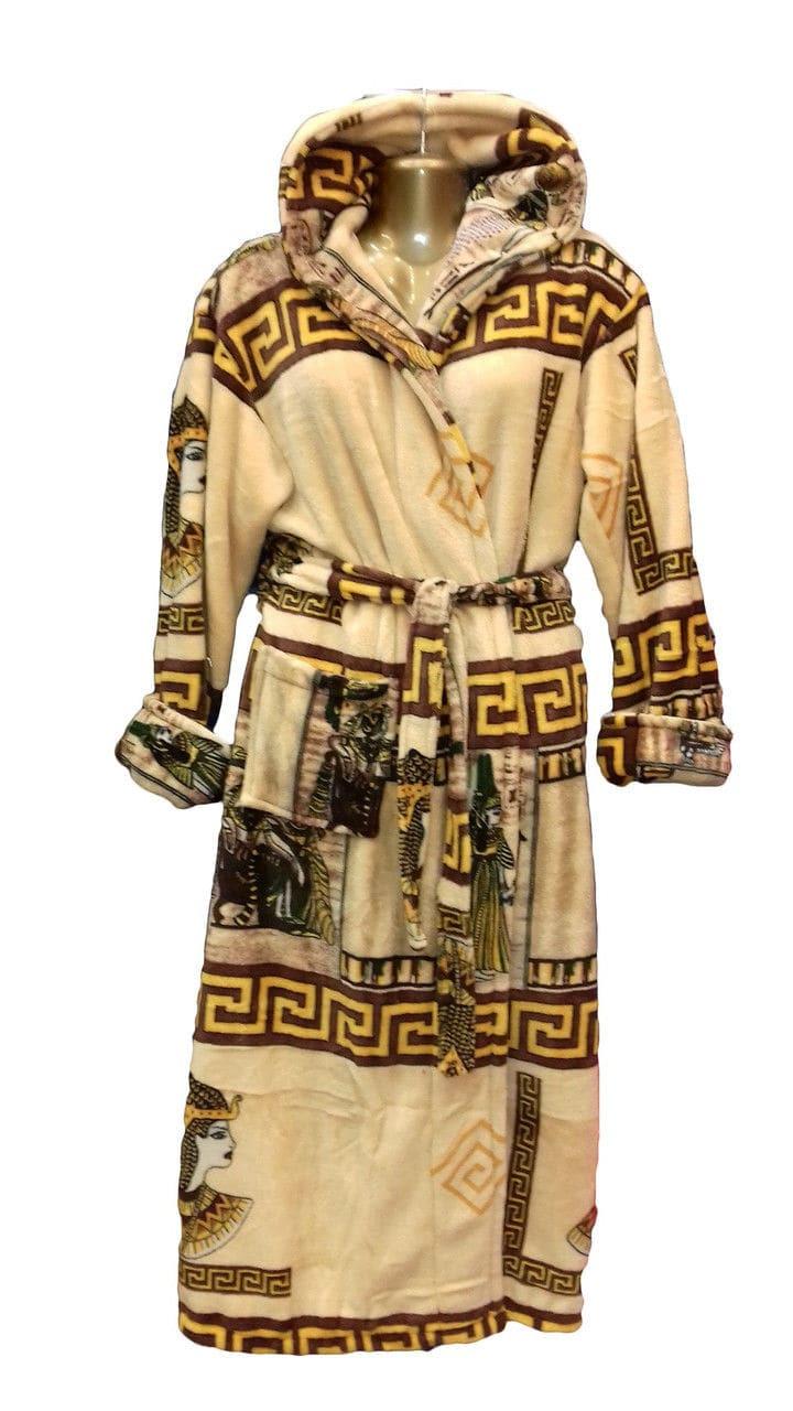 Махровый длинный халат-Египет