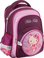 Рюкзак школьный детский KITE Hello Kitty 525 1 отделение, 3 кармана