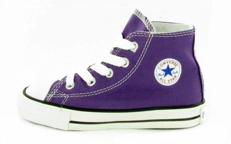 Детские кеды Converse All Star High violet  купить в Днепропетровске ... 3fc107d9498