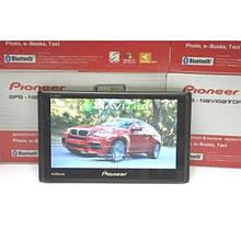 Gps навігатор Pioneer 5 дюймів з AV in (Bluetooth) (різні моделі)