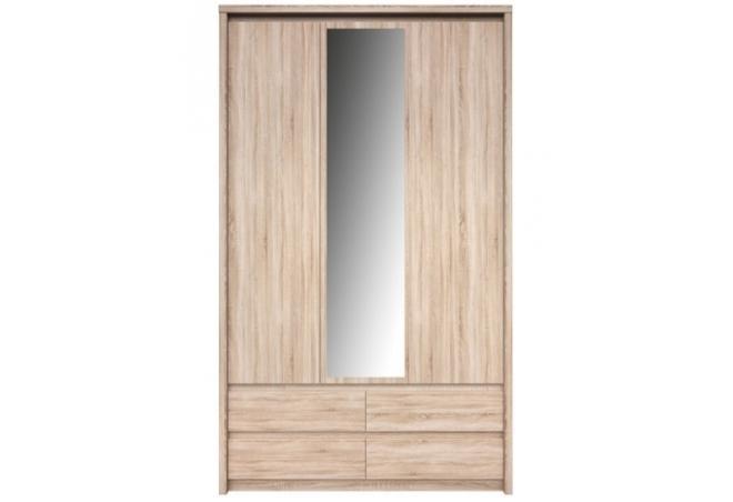 Шкаф 3D4S с зеркалом НОРТОН (ВМВ-Холдинг)